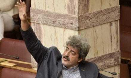 Ο Πολάκης επιμένει για τους Βάσκους: Οσοι με λένε αμόρφωτο είναι κομπλεξικοί