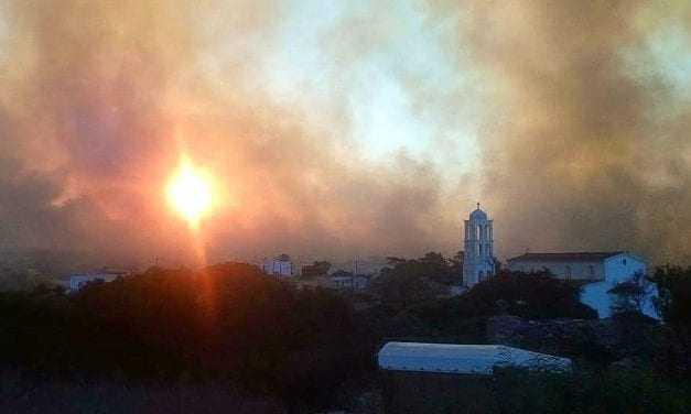 Ακέραιη ευθύνη της κυβέρνησης/πυρκαγιά στα Κύθηρα
