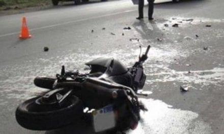 Τροχαίο στο δρόμο Μάγγανα – Μυρωδάτο. Βαριά τραυματισμένοι οι αναβάτες μοτοσυκλέτας