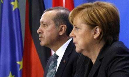 Μέρκελ:Η Γερμανία άλλαξε πολιτική απέναντι στην Τουρκία