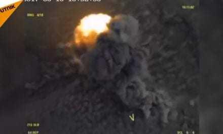 Ρώσοι πήραν «φαλάγγι» την φάλαγγα του ISIS