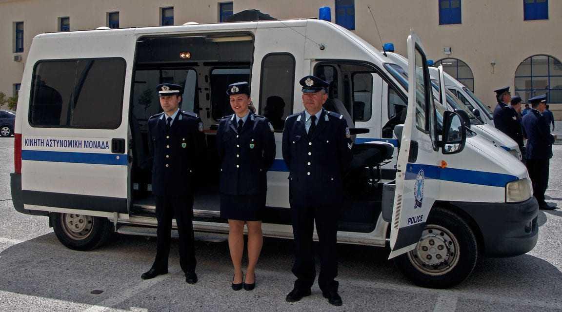 Δρομολόγια Κινητών Αστυνομικών Μονάδων και απαγορεύσεις για το Δεκαπενταύγουστο