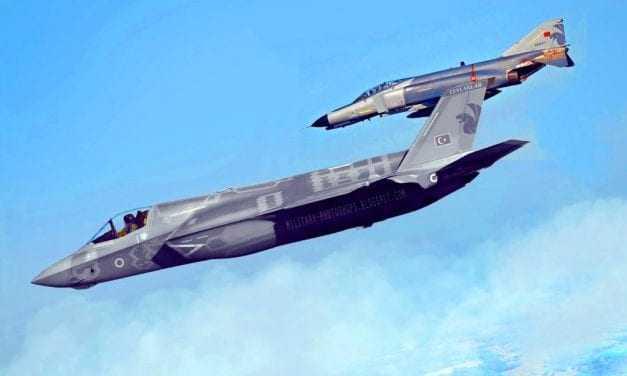 Τέλος χρόνου: Η Lockheed Martin ανακοίνωσε την παράδοση των πρώτων F-35A στην Τουρκία!