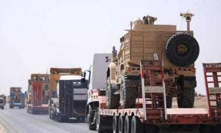 Φρίκη ο Ερντογάν – Ακόμα 60 φορτηγά με βαρύ οπλισμό έστειλαν οι Αμερικανοί στους Κούρδους
