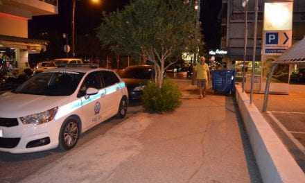 Μαχαιρώματα και πυροβολισμοί στην Καλαμάτα – λαθροεπενδυτής επιτέθηκε με μαχαίρι και τραυμάτισε 3 αστυνομικούς της ΔΙ.ΑΣ