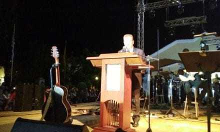 Ο Δήμαρχος κήρυξε την έναρξη των γιορτών παλιάς Ξάνθης