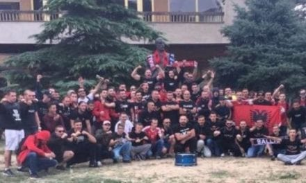 «Καλός Αλβανός είναι ο νεκρός Αλβανός» φώναζαν οι Σκοπιανοί στο ματς Αλβανίας-ΠΓΔΜ