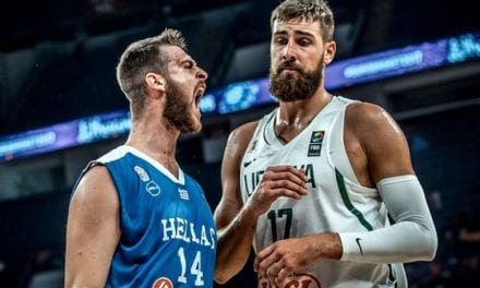 Ξανά προς τη δόξα τραβά-Στους 8 η Ελλάδα μετά την νίκη επί της Λιθουανίας