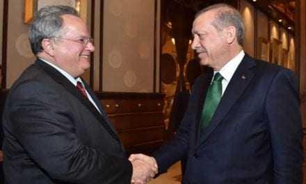 Δεν υπάρχει… Ο Ερντογάν κλέβει κουβέντες του Κοτζιά και τις λέει στους Τούρκους