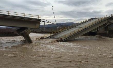 Πραγματογνωμοσύνη από το ΤΕΕ Θράκης για την πεσμένη γέφυρα