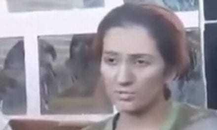 Το Ιράκ συνέλαβε Τουρκάλα τζιχαντίστρια αυτοκτονίας – Θα ανατιναζόταν με τα παιδιά της (βίντεο)