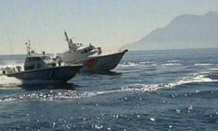 Ένταση ανοιχτά της Μυτιλήνης: H τουρκική Ακτοφυλακή παρενόχλησε σκάφος του Λιμενικού
