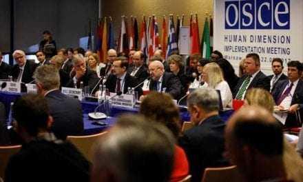 Γράφει ο Λεωνίδας Κουμάκης Σουλτάνος εναντίον ΟΑΣΕ: Απέσυρε την Τουρκική αντιπροσωπεία με πρόσχημα τον … Γκιουλέν!
