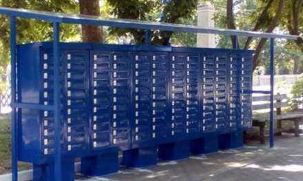 Γραμματοθυρίδες σε οικισμούς του Δήμου Ξάνθης.