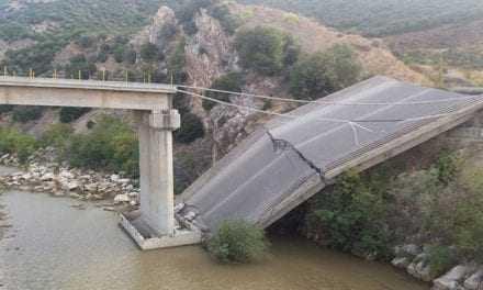 Η γέφυρα Κομψάτου, η ανεπάρκεια του Συριζαικού πολιτικού συστήματος και οι διευκρινίσεις του Περιφερειάρχη.