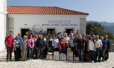 Χιμάρα, Άγιοι Σαράντα, ύψωμα 731, Αργυρόκαστρο περιλαμβάνει το προσκυνηματικό ταξίδι της ΕΑΑΣ Ξάνθης