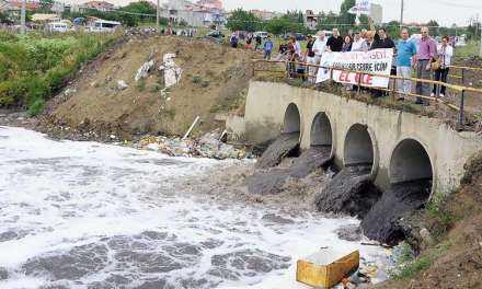 Εισαγόμενη ρύπανση εκ Τουρκίας στον Έβρο. Ο μολυσμένος ποταμός Εργίνης δηλητηριάζει τον Έβρο!