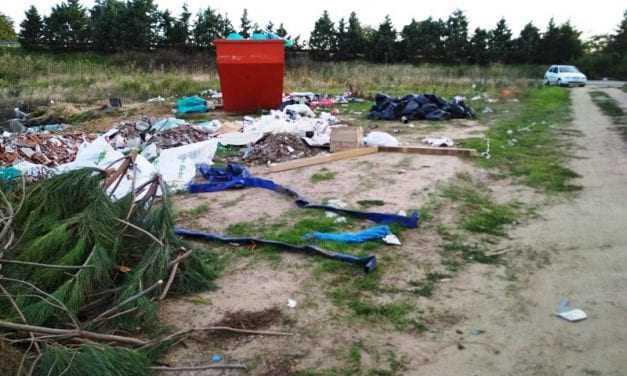 Περιβαλλοντικό έγκλημα στο Κουτσό. Υπόλογος ο δήμαρχος Αβδήρων