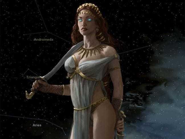 Αρμονία, η πανέμορφη κόρη του Δία που μεταμορφώθηκε σε δράκο. Παντρεύτηκε τον Βασιλιά της Θήβας και 50 σκυλιά κατασπάραξαν τον εγγονό της…
