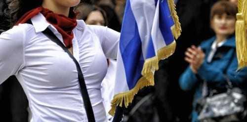 Αποδίδει ο ισοπέδωση στα Ελληνικά σχολεία. Αλβανόπουλο, απαλλαγμένο από τα θρησκευτικά, κληρώθηκε παραστάτης