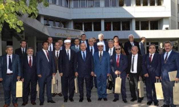 ΞΕΚΙΝΗΣΕ! ΘΕΛΟΥΝ ΤΗ ΘΡΑΚΗ!Η ηγεσία των «Τούρκων Δυτικής Θράκης» στην Άγκυρα…