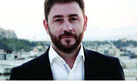 Ο Ν. Ανδρουλάκης υποψήφιος πρόεδρος κεντροαριστεράς στην Ξάνθη
