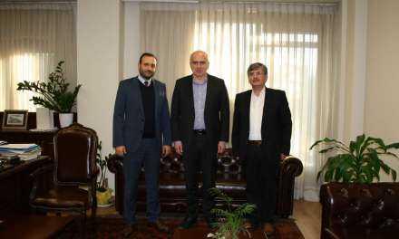Συνάντηση του Περιφερειάρχη ΑΜΘ με τον Πρόεδρο του Οικονομικού Επιμελητηρίου Ελλάδος
