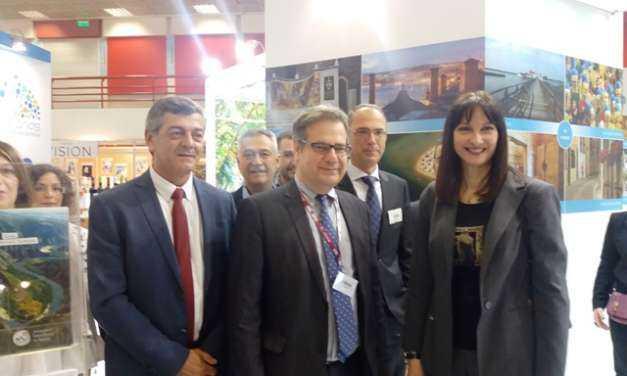 Επιτυχής η συμμετοχή της Περιφέρειας ΑΜΘ στην τουριστική Έκθεση Philoxenia