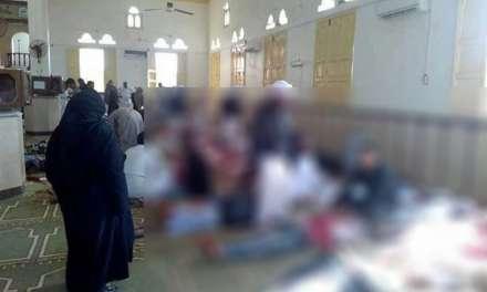 Μακελειό από έκρηξη σε τέμενος στο Σινά: 235 νεκροί, δεκάδες τραυματίες (βίντεο)