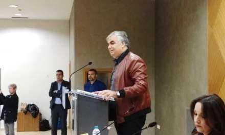 Β. Τσολακίδης: Μαζί τολμάμε για τη ανασυγκρότηση  της ισχυρής, ενιαίας, προοδευτικής παράταξης!
