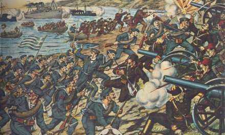 11 Νοεμβρίου 1912 Η απελευθέρωση της Χίου