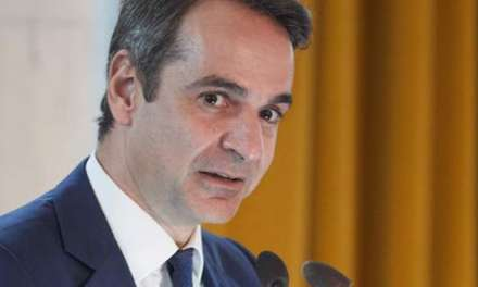 Μητσοτάκης: Πρωθυπουργός των φόρων και των μεσαζόντων ο Τσίπρας