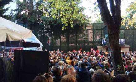 Κοσμοσυρροή στη Θεσσαλονίκη για την επέτειο θανάτου του Ατατούρκ