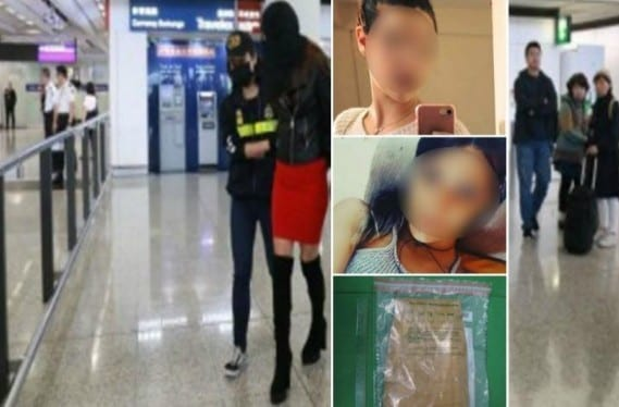 19χρονο μοντέλο κόρη αστυνομικού με 2,5 κιλά κοκαίνης