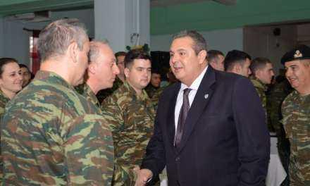 Αιχμές Καμμένου κατά του τουρκικού προξενείου της Κομοτηνής
