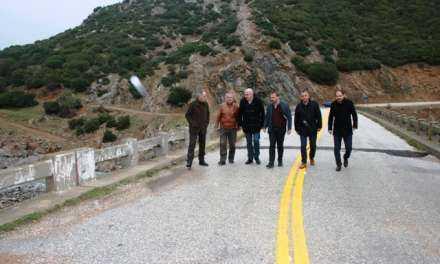 Ξανά σε κυκλοφορία η παλιά γέφυρα Κομψάτου με απόφαση του Περιφερειάρχη