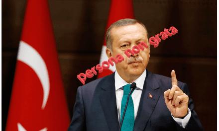 Ερντογάν είσαι ανεπιθύμητος στην Θράκη. Για ποια δημοκρατία μιλάει ο ΣΥΡΙΖΑ…