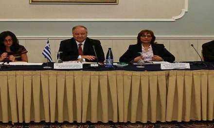Συνάντηση Αρχηγών των Αστυνομιών της Ελλάδας, της Αλβανίας, της Βουλγαρίας και της π.Γ.Δ.Μ