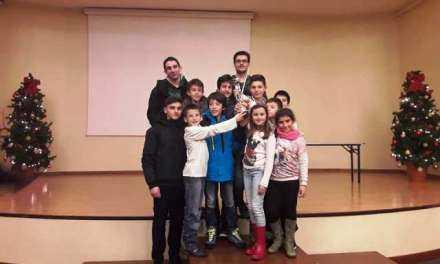 Στο Ομαδικό Πρωτάθλημα RAPID Ανατολικής Μακεδονίας – Θράκης ΠΡΩΤΑΘΛΗΤΗΣ Ο ΣΟΞ