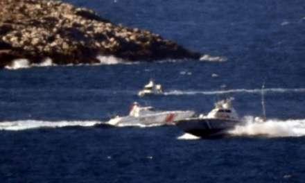 Εντείνεται η προκλητικότητα στο Αιγαίο: Τουρκικά σκάφη δεν άφησαν Έλληνες ψαράδες να κατευθυνθούν προς τα Ίμια!
