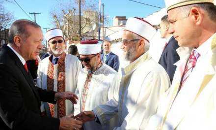 Ενίσχυση των ψευτομουφτίδων έναντι των μειονοτικών βουλευτών της Θράκης