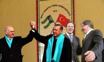 Στο Εσκί τζαμί θα προσευχηθεί ο δικτάτορας και ο Κοτζιάς ακόμη ψάχνει δίαυλο επικοινωνίας με τον Ερντογάν. Μας δουλεύουν.