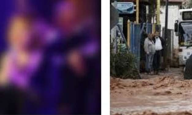 """Ελληνίδα τραγουδίστρια: """"Έχασα το """"γιο"""" μου στις πλημμύρες της Μάνδρας"""""""