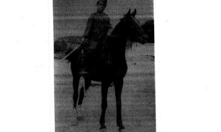 Επιμύθιον για τον Ήρωα Νικόλαο ΑΝΔΡΕΟΥ του Γεωργίου  Έπεσε Υπέρ Πατρίδος στις 2 Δεκ.1940, στη Β. Ηπειρο