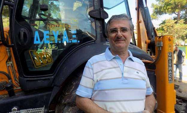 Οι ευχές των συμβούλων της αντιπολίτευσης και των δημοτών έπιασαν τόπο και αποκαταστάθηκε η υγεία του κ. Σδρέβανου.