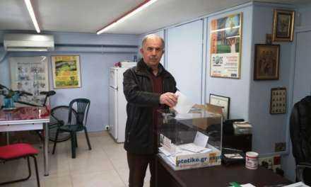 Εκλογές στους αιμοδότες. Πρώτος σε ψήφους ο Γιάννης Παπαχρόνης