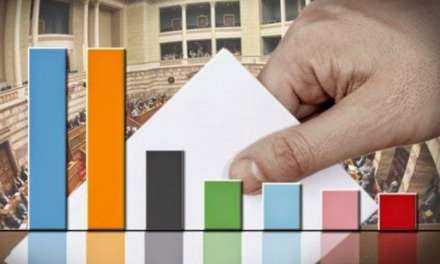 Public Issue: Προβάδισμα 15,5 μονάδων της ΝΔ στην εκλογική επιρροή
