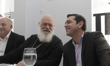 Η παράξενη φιλία ΣΥΡΙΖΑ και Ιερώνυμου