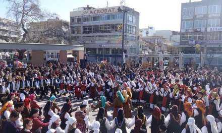 Αύριο αρχίζουν οι Θρακικές Λαογραφικές γιορτές. Παρέλαση πολιτιστικών συλλόγων
