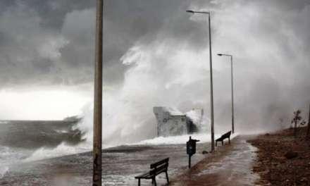 Προσοχή ψαράδες της Ξάνθης. Θυελλώδεις άνεμοι στο Βόρειο Αιγαίο